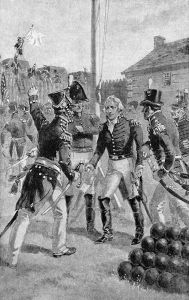Surrender of Fort Detroit
