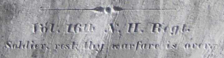 gravestone inscription