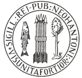 NH State Seal in 1776