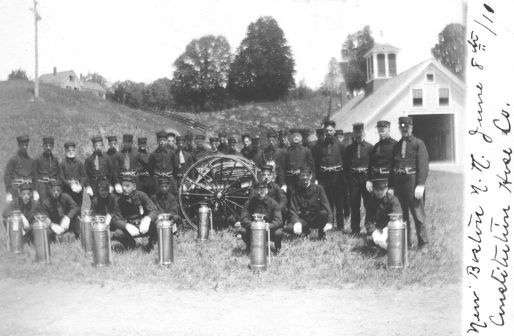 Fire department 1911