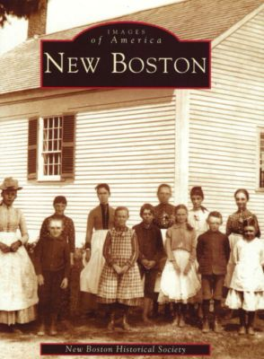 New Boston history book