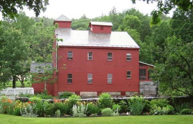 Parker's Mill 2012