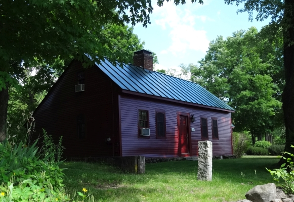 1790 red house