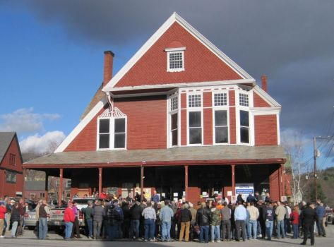 2011 auction of Dodge's Store