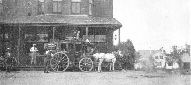 Atwood's store in 1892