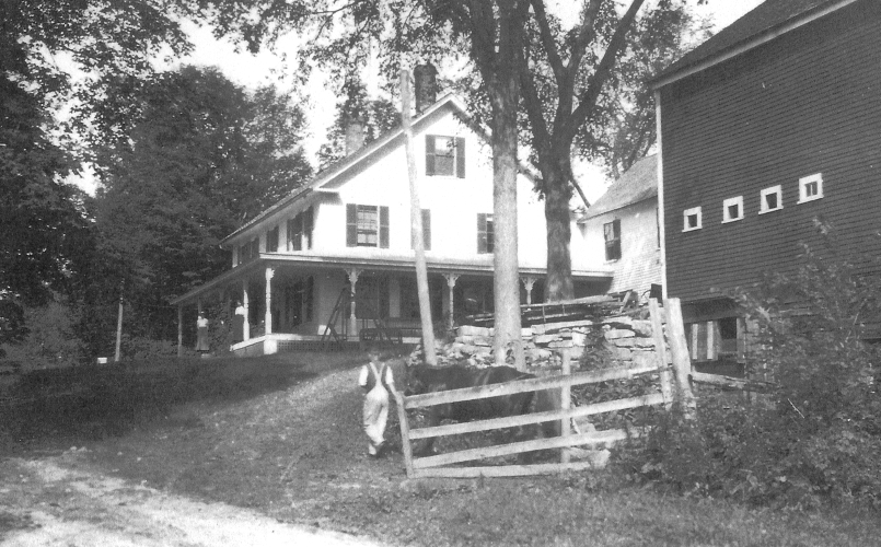 James Warren Homestead