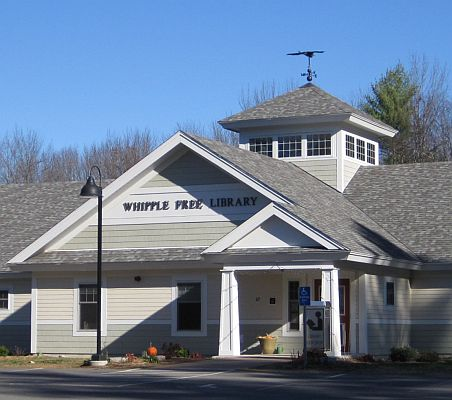 whipple-free-library